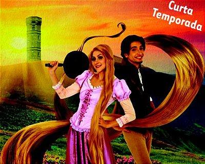 Teatro infantil: Rapunzel (Zona Oeste)