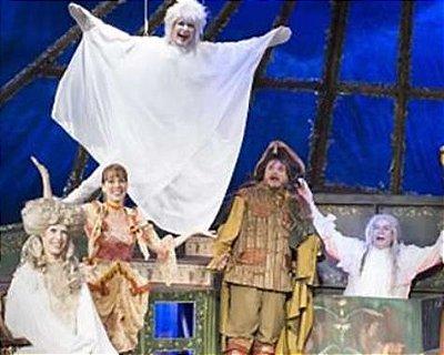 Teatro infantil: Pluft - O Fantasminha (Zona Oeste)