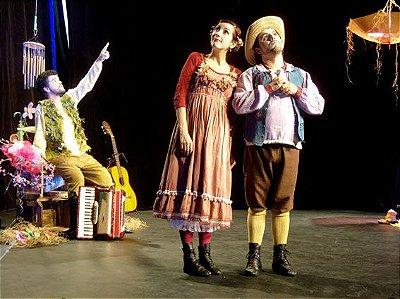 Teatro infantil: Ciranda das Flores