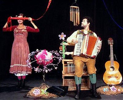 Teatro infantil: Ciranda das Flores (Centro de SP)