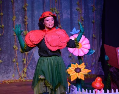 Teatro infantil: O Cravo e a Rosa: Confusão no Jardim (Centro de SP)