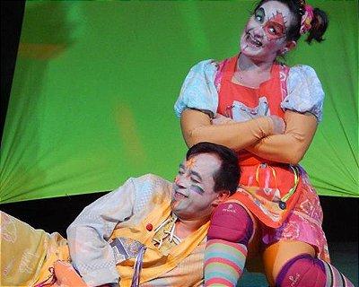 Teatro infantil: Se Essa Rua Fosse Minha - Espetáculo de Brincar (Zona Oeste)