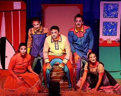 Teatro infantil: Cordel Fabuloso (Zona Oeste)