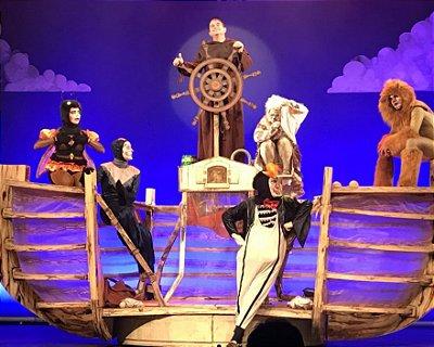 Teatro infantil: A Arca de Noé (Centro de SP)