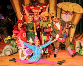 Teatro infantil: Joaninha Douradinha (Zona Oeste)