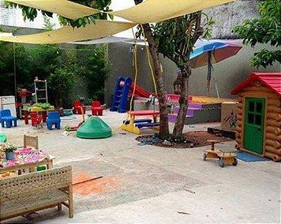 Casa do Brincar: Espaço delícia para brincar