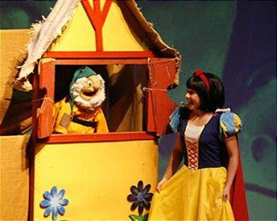 Teatro infantil: Branca de Neve (SÃO PAULO)