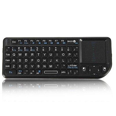 Mini Teclado wireless Raspberry
