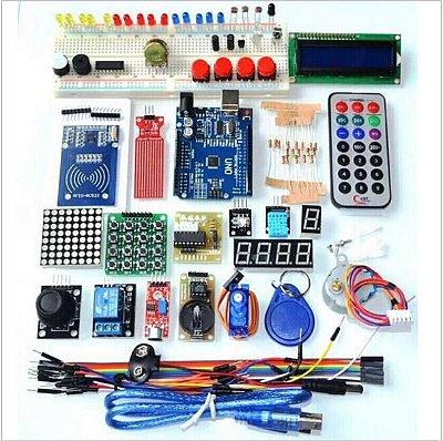 Kit Arduino UNO Completo