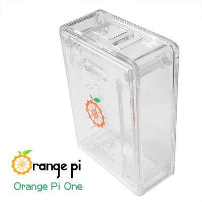 Case Orange pi one / caixa