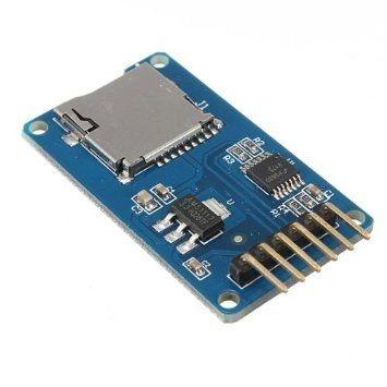 Micro SD card modulo arduino
