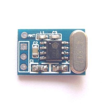 Receptor RF433