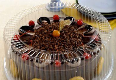 Embalagem torta grande alta  2,5Kg caixa com 50 unidades - G60 MA - Galvanotek