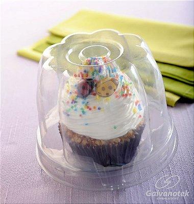 Embalagem para Cupcake - Galvanotek G 685  - Caixa Com 300 Unidades
