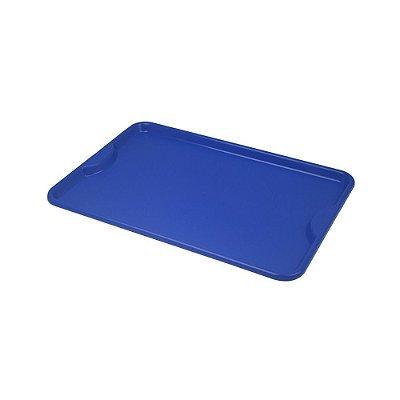 Bandeja plástica unidade - S400 azul- Supercron