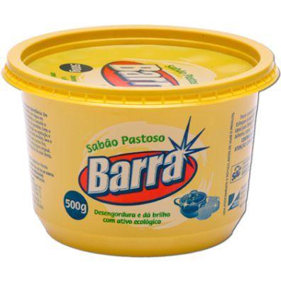 Sabão Pastoso Barra - 500G