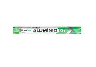Papel alumínio - 30cm x 7m - Bricoflex
