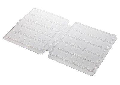 Bandeja para 35 macarons caixa com 80 unidades - PW-H335 - Wer