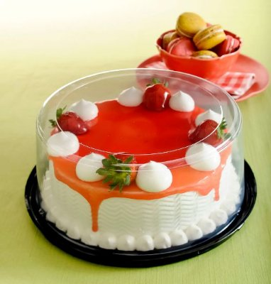 Embalagem torta pequena 1,5kg - G50 CT - Caixa com 50 unidades - Galvanotek