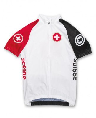 SS. Suisse RIO jersey