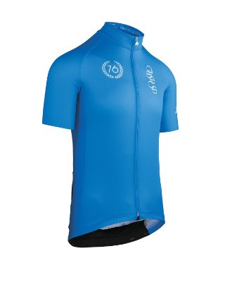 ForToni Short Sleeve Jersey AzzurroNazionale