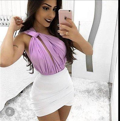 Mini saia Verão
