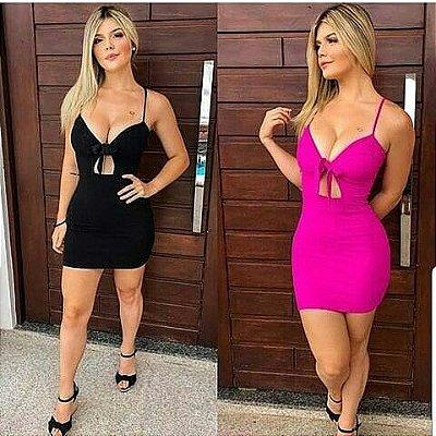 Vestido Hot 2019