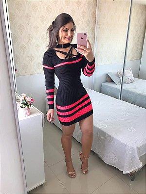 Vestido em tricot Sabrina, Vendas no Atacado