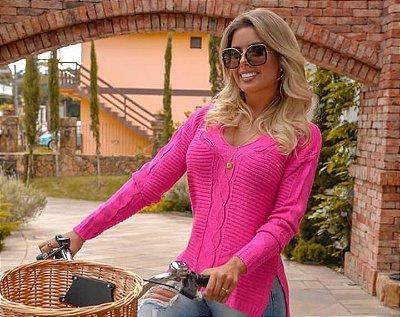 Blusa tricot Fashion, Moda Tricot no Atacado