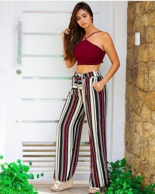 Combo Econômico - 3 Peças / Top Cropped, Moda Feminina no Atacado