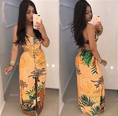 Vestido Longo Moda Verão 2020, Vendas No Atacado