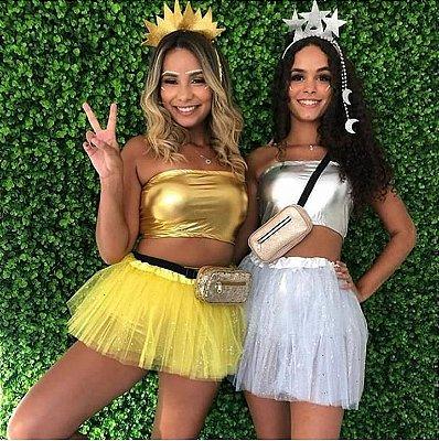 Top Cropped Faixa com Bojo, Vendas  No Atacado Moda Carnaval 2020