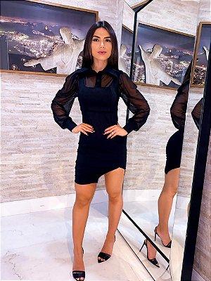 Vestido Secretária, Moda Inverno, Moda Feminina No Atacado