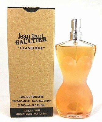 Téster Classique Eau de Toilette Jean Paul Gaultier - Perfume Feminino 100 ml