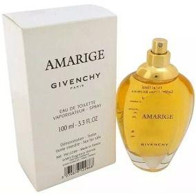 Téster Amarige Givenchy Eau de Toilette - Perfume Feminino 100 ML