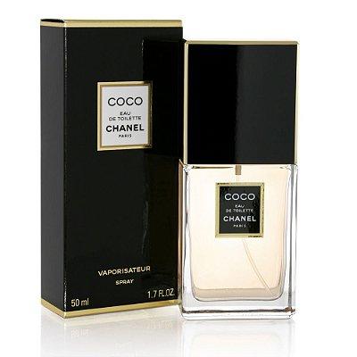 Téster Coco Chanel Eau de Toilette - Perfume Feminino 100 ML