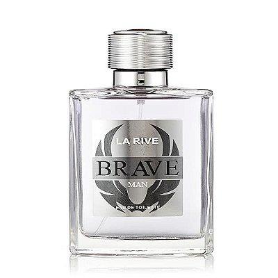 Brave La Rive Eau de Toilette - Perfume Masculino 100 ML