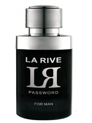 LR Password La Rive Eau de Toilette - Perfume Masculino 75 ml