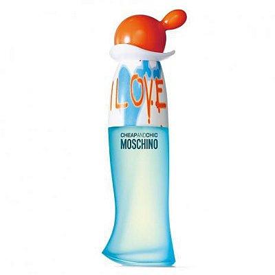 Moschino  Cheap & Chic I Love Love  Eau de Toilette - Perfume Feminino