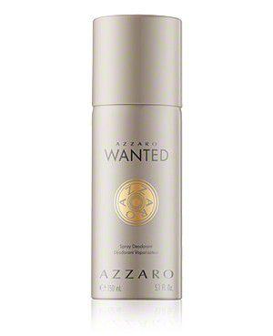 Desodorante Wanted Azzaro - Desodorante Masculino - 150ml