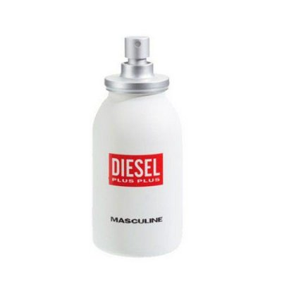 Diesel Plus Plus Eau de Toilette Diesel - Perfume Masculino 75 ml