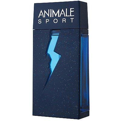 Animale Sport Eau de Toilette - Perfume Masculino