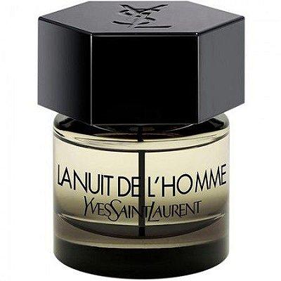 La Nuit de L'Homme Eau de Toilette Yves Saint Laurent - Perfume Masculino