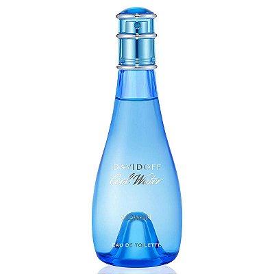 Cool Water Woman Eau de Toilette Davidoff - Perfume Feminino