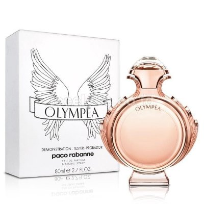 Téster Olympéa Paco Rabanne Eau de Parfum - Perfume Feminino 80 ML