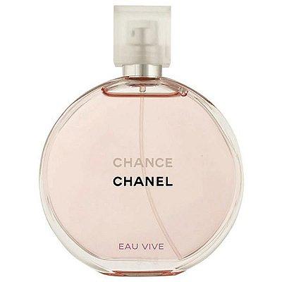 Chance Eau Vive Eau de Toilette Chanel - Perfume Feminino