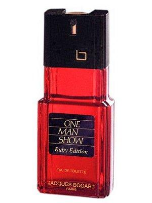 One Man Show Ruby Edition Eau de Toilette Jacques Bogart  - Perfume Masculino