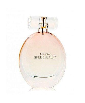 Sheer Beauty Calvin Klein Eau de Toilette - Perfume Feminino