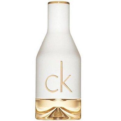 Ckin2u Her Eau de Toilette Calvin Klein - Perfume Feminino