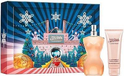 Kit Classique Jean Paul Gaultier Eau de Toilette 100 ml + Body Lotion 75 ml
